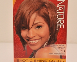 Creme of Nature Exotic Shine Color with Argan Oil