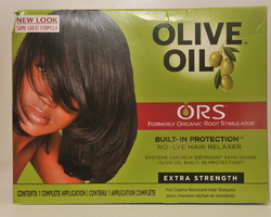 Olive oil ORS Relaxer