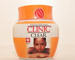 Clinic clear body cream