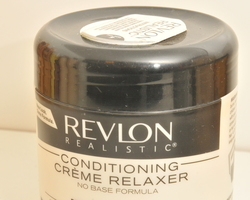 Revlon Realistic conditioning créme relaxer