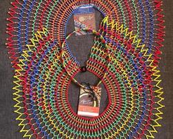 Afrikaanse kleurrijke accessoires